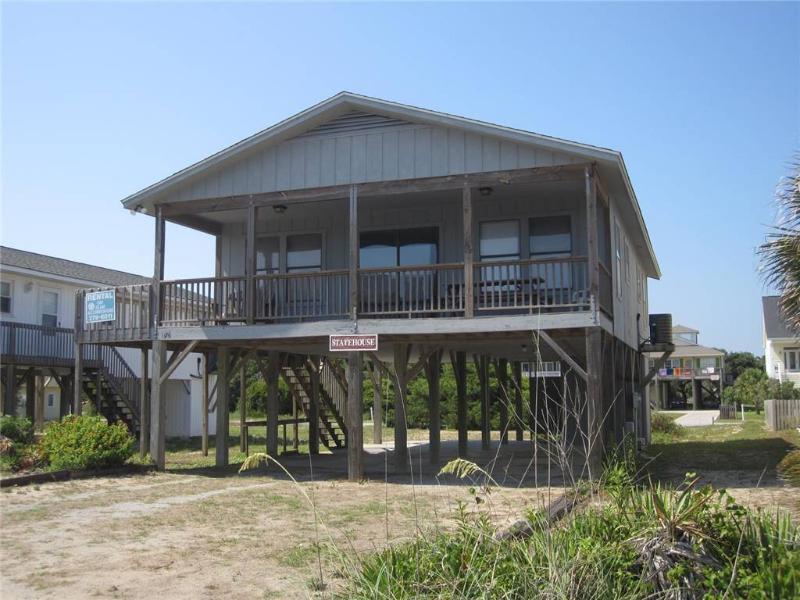 Statehouse 1126 East Beach Drive - Image 1 - Oak Island - rentals