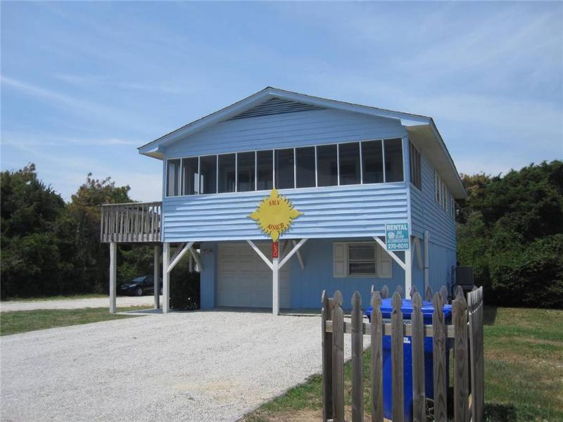 Sunkissed 2  230 West Dolphin Drive - Image 1 - Oak Island - rentals