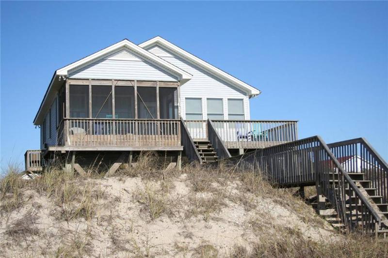 Sun Princess 1615 East Beach Drive - Image 1 - Oak Island - rentals
