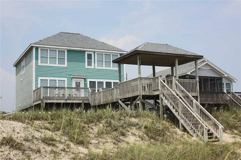 Surf Watch 1613 East Beach Drive - Image 1 - Oak Island - rentals