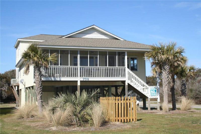 Sweet Carolina 702 West Dolphin Drive - Image 1 - Oak Island - rentals