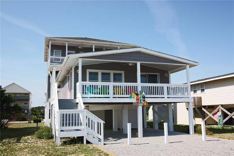 This is it 326 East Beach Drive - Image 1 - Oak Island - rentals