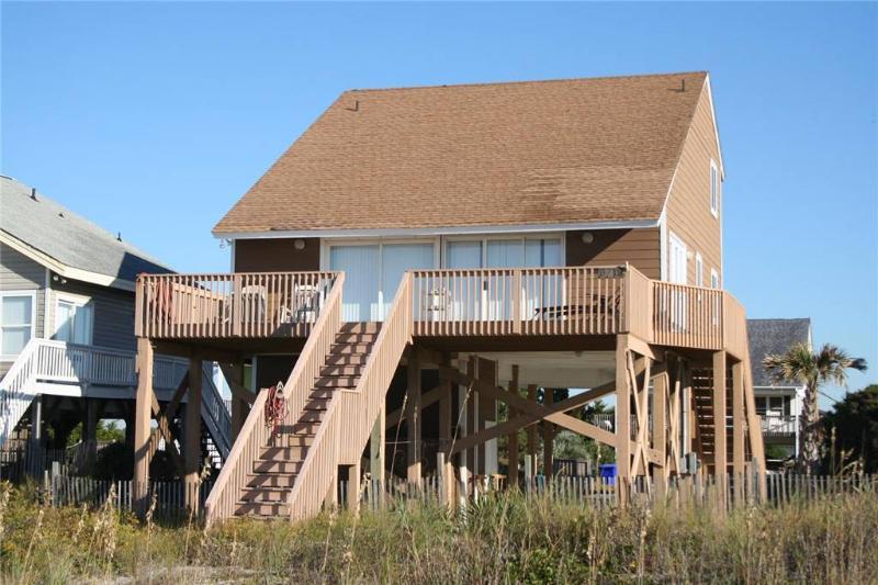 Tokidoki  6719 West Beach Drive - Image 1 - Oak Island - rentals