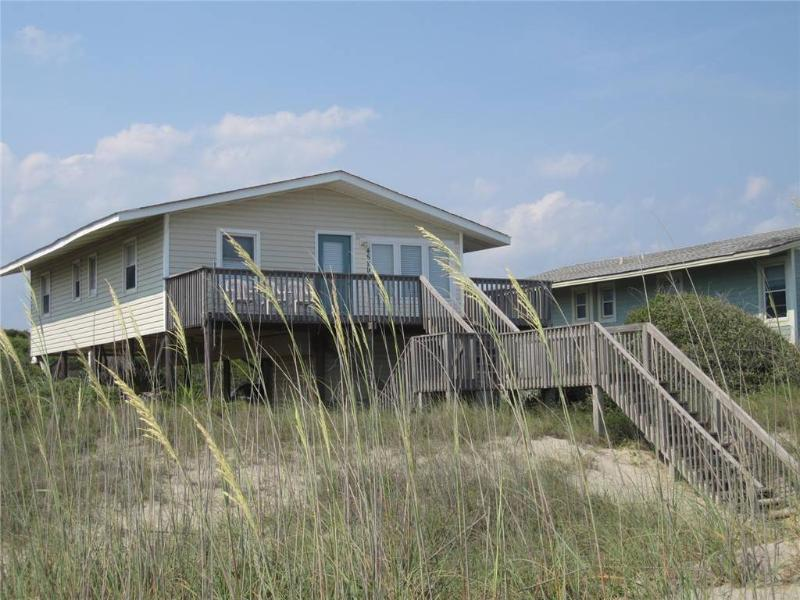 Windward Mark  4529 West Beach Drive - Image 1 - Oak Island - rentals