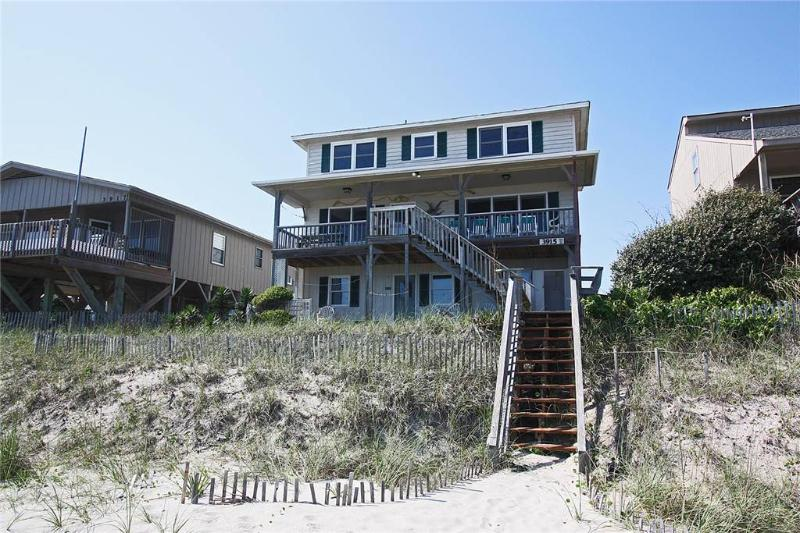 Yorkshire  3915 West Beach Drive - Image 1 - Oak Island - rentals