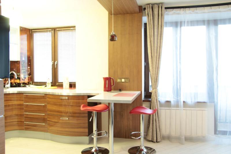 Superb studio near Tulskaya subway - Image 1 - Moscow - rentals