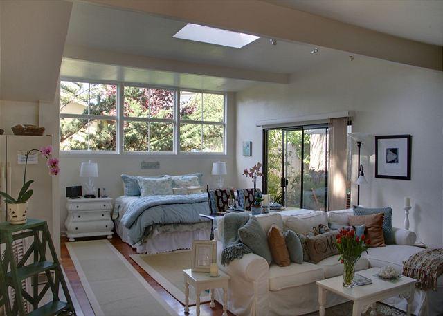 3292 Restful Refuge Guest House ~ Designer Decor, Close to the Beach - Image 1 - Carmel - rentals