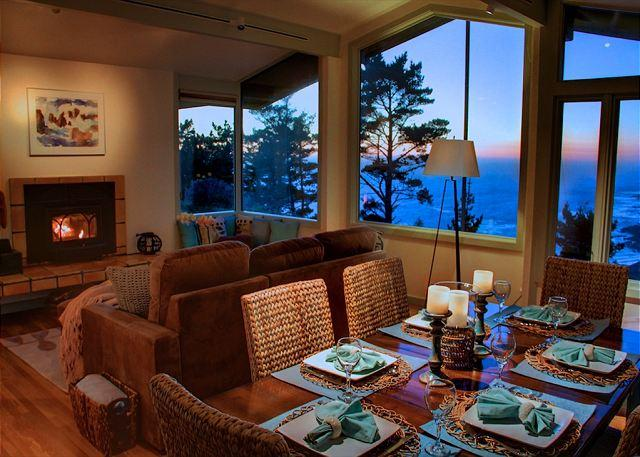 3478 Garrapata Ridge Retreat ~ Spring Specials ~ Stunning Ocean Views - Image 1 - Carmel Highlands - rentals