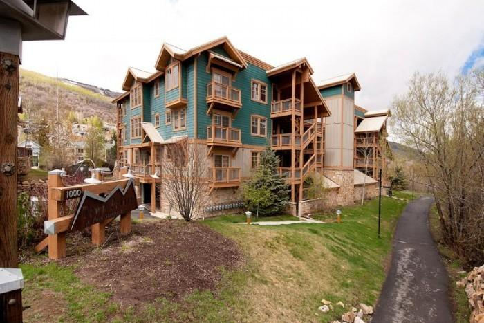 Town Pointe Unit #C204 - Image 1 - Park City - rentals