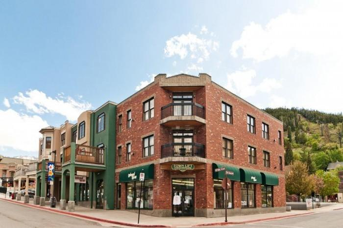 Town Lift 2D - Image 1 - Park City - rentals