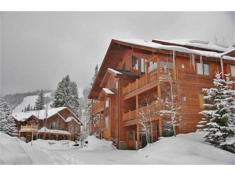 Slopeside Village 113D - Image 1 - Winter Park - rentals
