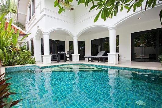 Na Jomtien Pool Villa - Image 1 - Sattahip - rentals