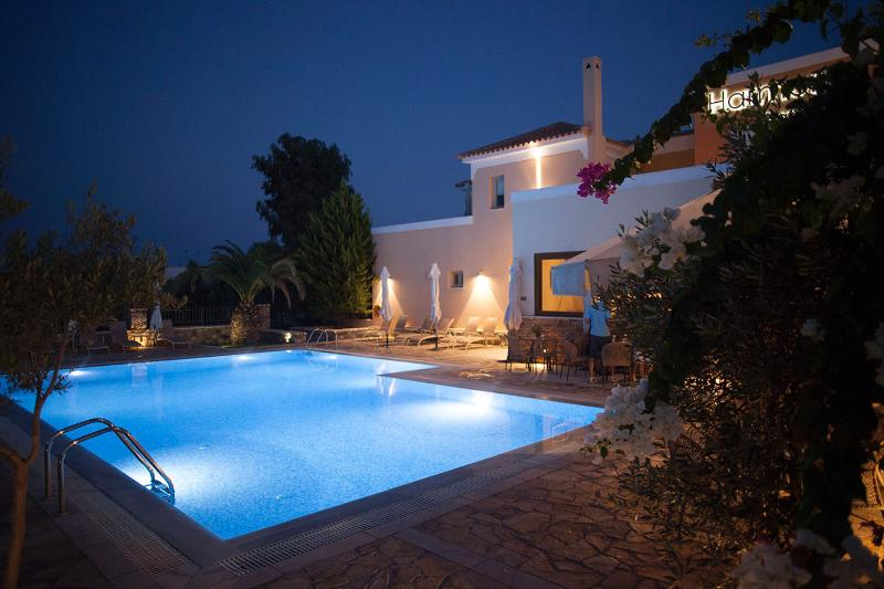 Harmony Hotel Apartments on the Peloponnese - Harmony Apartments Maisonette KALYPSO - 2-5 pers. - Peloponnese - rentals
