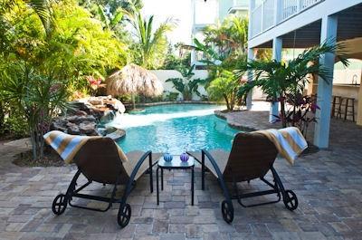 Pool 1 - POSEIDONS PALACE - Holmes Beach - rentals