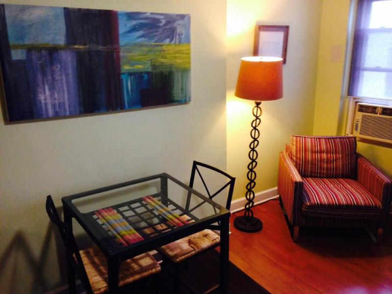 Heart of the East Village - with Courtyard  2E - Image 1 - New York City - rentals