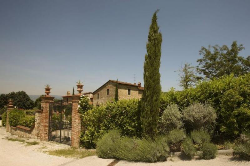Far view of the villa - Villa Anetta - Monsummano Terme - rentals