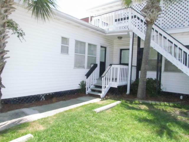 "1208 Palmetto Blvd - ""Ocean Villa #5"" - Image 1 - Edisto Beach - rentals"