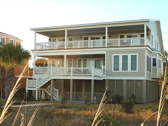 "1702 Palmetto Blvd - ""Linger Longer"" - Image 1 - Edisto Beach - rentals"