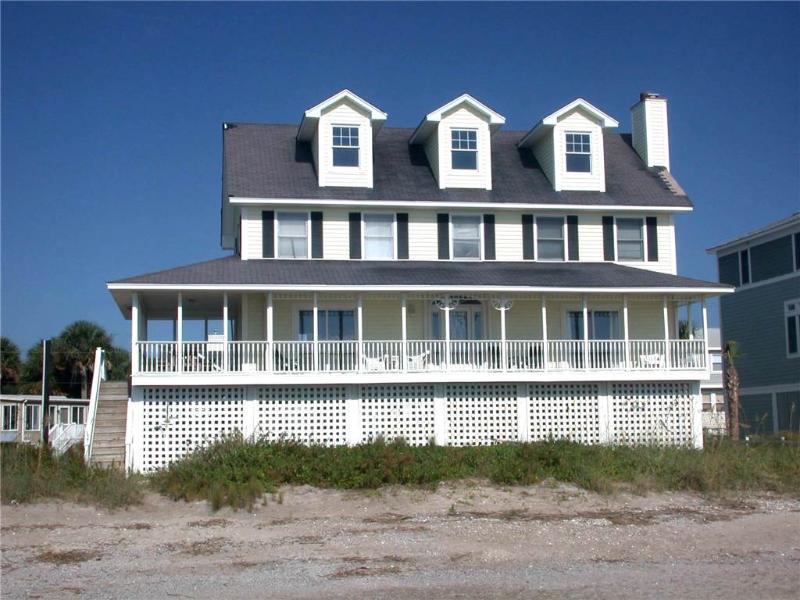 "212 Palmetto Blvd - "" Margaritaville"" - Image 1 - Edisto Beach - rentals"