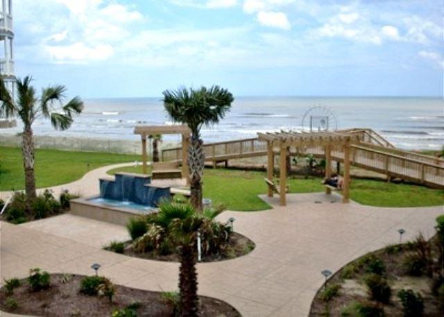 Aqua View is an amazing beach front condo located at Seascape Condominiums. - Image 1 - Galveston - rentals