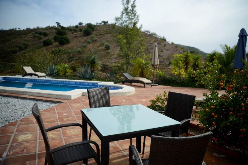 Finca Duende - fantastic holiday home with private pool - Image 1 - Malaga - rentals