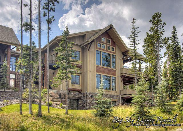 5BD Luxury Suite w/Outdoor Living Area, Hot Tub, Game Room, Ski Access & More - Image 1 - Big Sky - rentals