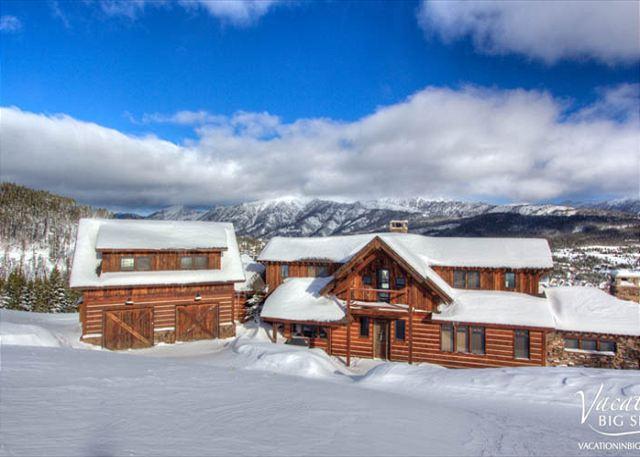 6 Bedrooms of Luxury! Spectacular Mountain Views for Summer or Winter Getaway - Image 1 - Big Sky - rentals