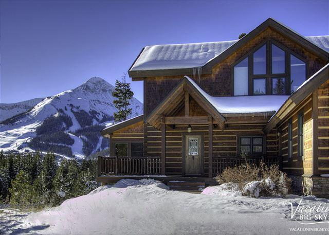Great Views! Private Hot Tub, Game Room, Home Theater, Close to Yellowstone! - Image 1 - Big Sky - rentals