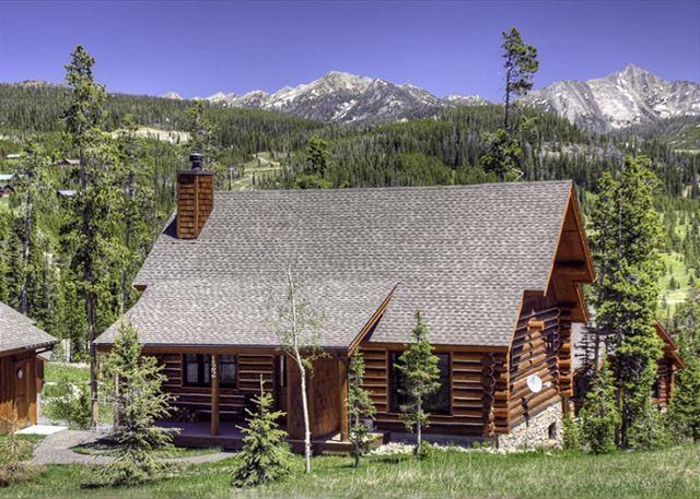 4BD Cabin Getaway: Year-Round Activities, Private Hot Tub, Ski Access Winter - Image 1 - Big Sky - rentals