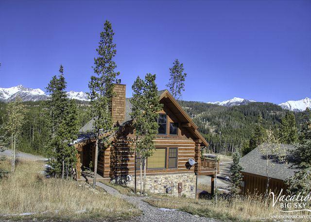 4BD Cabin: Year-Round Mountain Getaway Near Yellowstone w/Direct Ski Access - Image 1 - Big Sky - rentals
