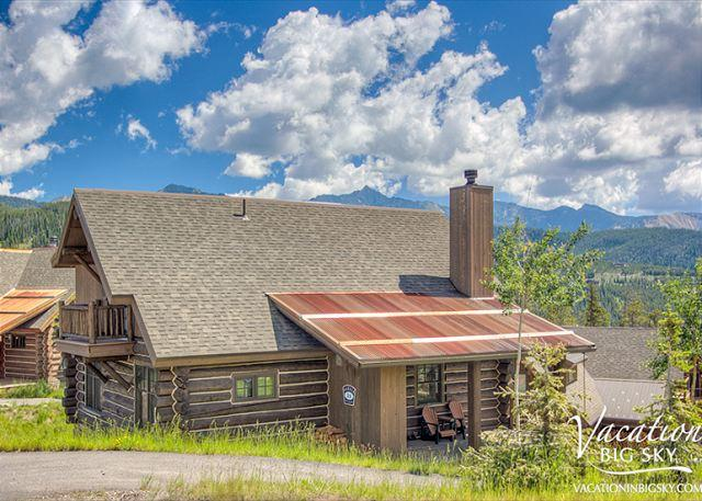 4BD Mountain Cabin Escape: Private Hot Tub, 2 Masters, Gourmet Kitchen & More - Image 1 - Big Sky - rentals