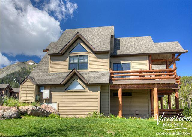 Fully Remodeled 3 Bedroom Ski-In Ski-Out Townhome: Pool Access! - Image 1 - Big Sky - rentals