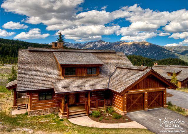 6 Bedroom Luxury Cabin in Private Ski & Golf Community - Image 1 - Big Sky - rentals