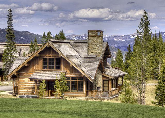 4 Bedroom Luxury Cabin in Private Ski & Golf Community - Image 1 - Big Sky - rentals