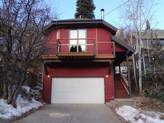 Front of House Exterior - Newly Remodeled 4 Bed House Near Main Street - Park City - rentals