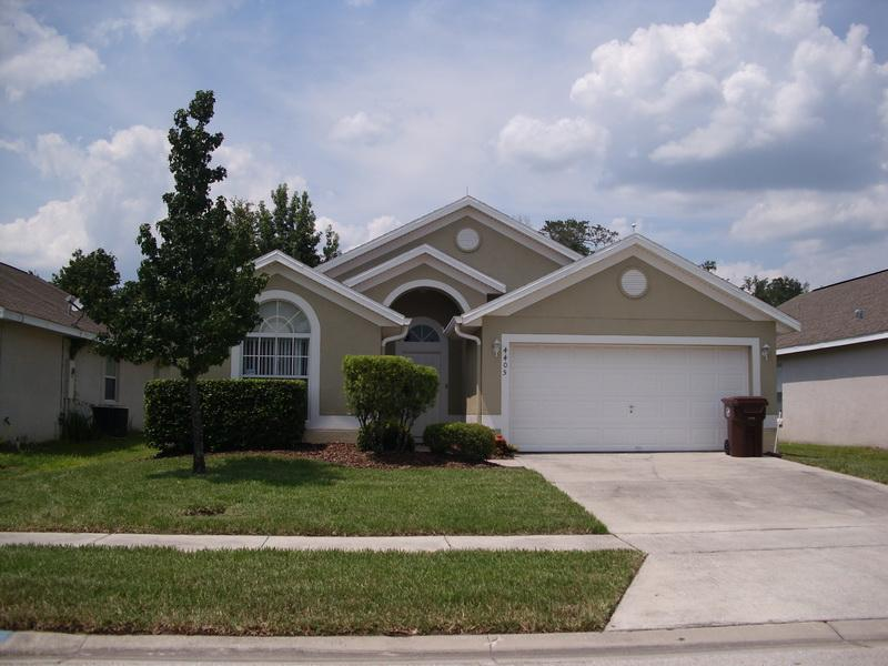 4405 GH 4 Bdrm, 2 Bath, Wi-Fi, Conservation View, Pool, Pet Friendly - Image 1 - Orlando - rentals