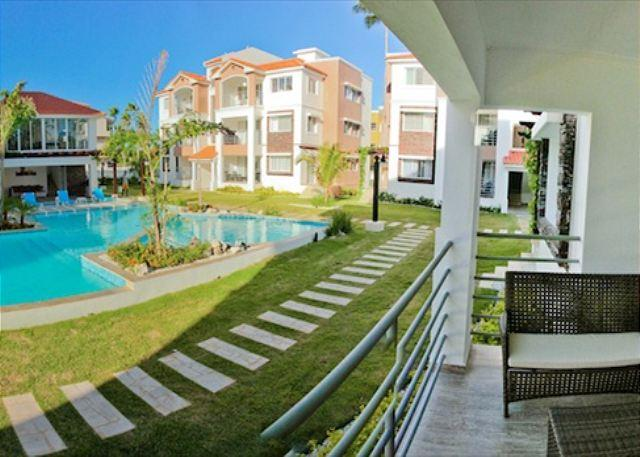 Corte Sea - C101 - Walk to the Beach! - Image 1 - Punta Cana - rentals