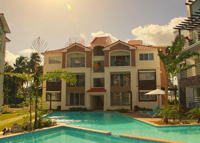 Corte Sea PH - D302 - Walk to the Beach! - Image 1 - Punta Cana - rentals