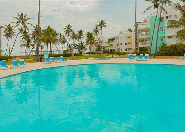 Playa Turquesa - A104  - Private BeachFront Community! - Image 1 - Punta Cana - rentals
