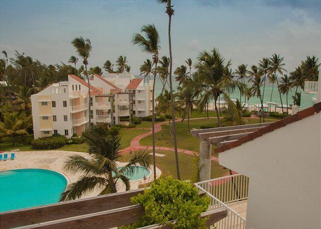 Playa Turquesa PH - K403 - Private BeachFront Community! - Image 1 - Punta Cana - rentals