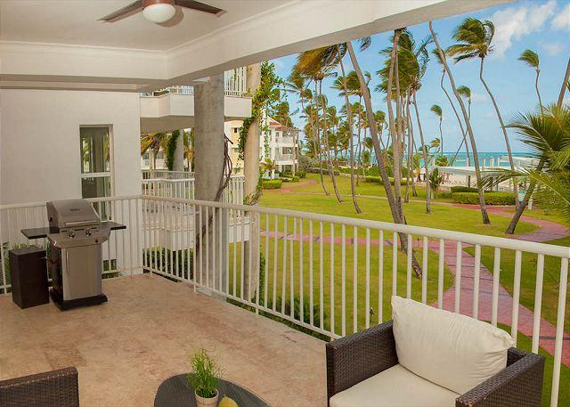 Playa Turquesa I-201 - Private BeachFront Community! - Image 1 - Punta Cana - rentals