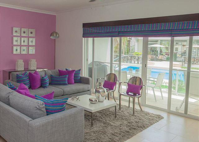 Costa Hermosa F102 - Walk to the Beach! - Image 1 - Punta Cana - rentals