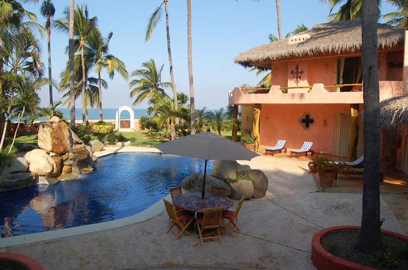 Casa Cielito - Beachfront! - San Pancho - Image 1 - San Pancho - rentals