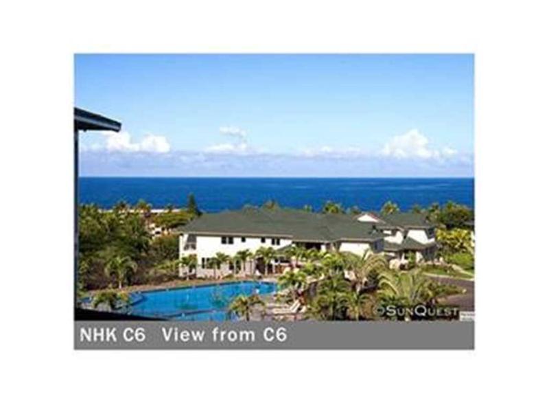 Na Hale O Keauhou C6-2bd - Image 1 - Kailua-Kona - rentals