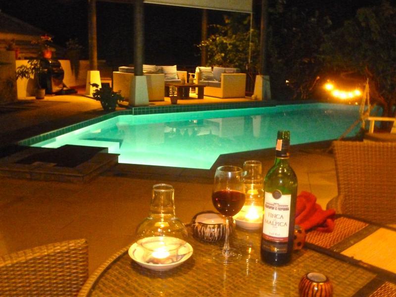 Samui Blu where relaxation is order of the day - SAMUI BLU.   Koh SAMUI'S most popular 4 star Villa - Choeng Mon - rentals