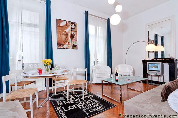 On the Boulevard St. Germain! Two Bedroom - Image 1 - Paris - rentals