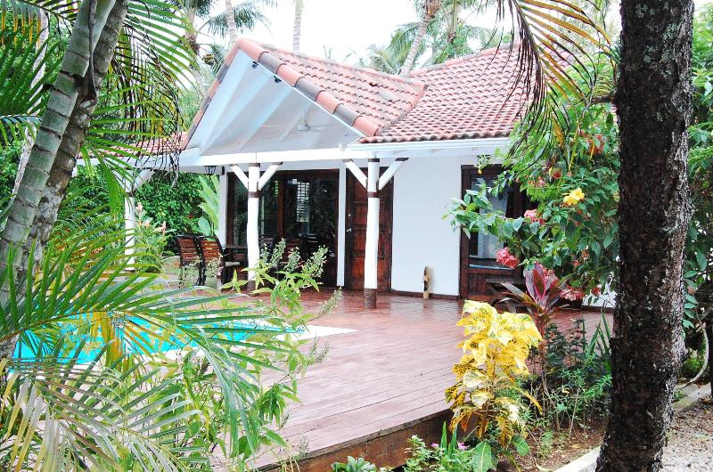 Main House - Villa El Secreto - Charming, private villa steps t - Las Terrenas - rentals