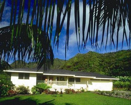 "Hale O' Wailele "" The House of Leaping Waterfalls"" - Hale O' Wailele ~ Kapaa, Kauai Vacation Rental - Kapaa - rentals"