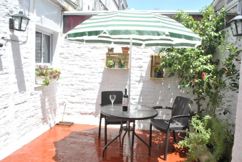 Sunny studio with patio in the tango district - Image 1 - Buenos Aires - rentals