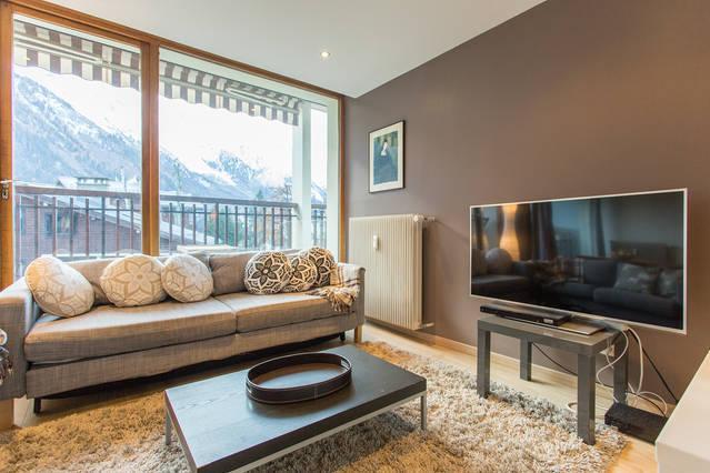 Apartment Vallée Blanche Chamonix Center 8 persons - Image 1 - Chamonix - rentals